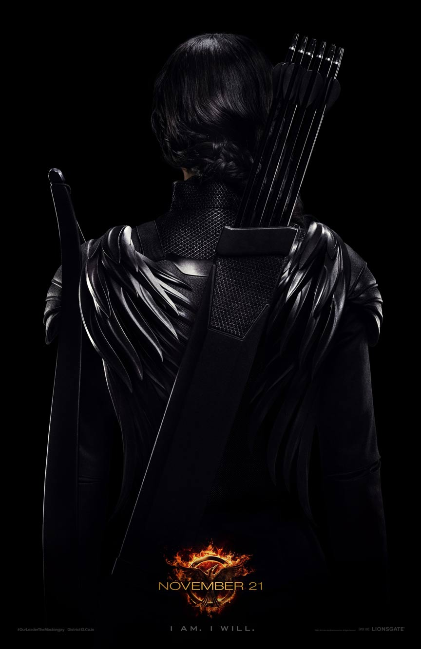 The Hunger Games: Mockingjay - Part 1 Poster #21