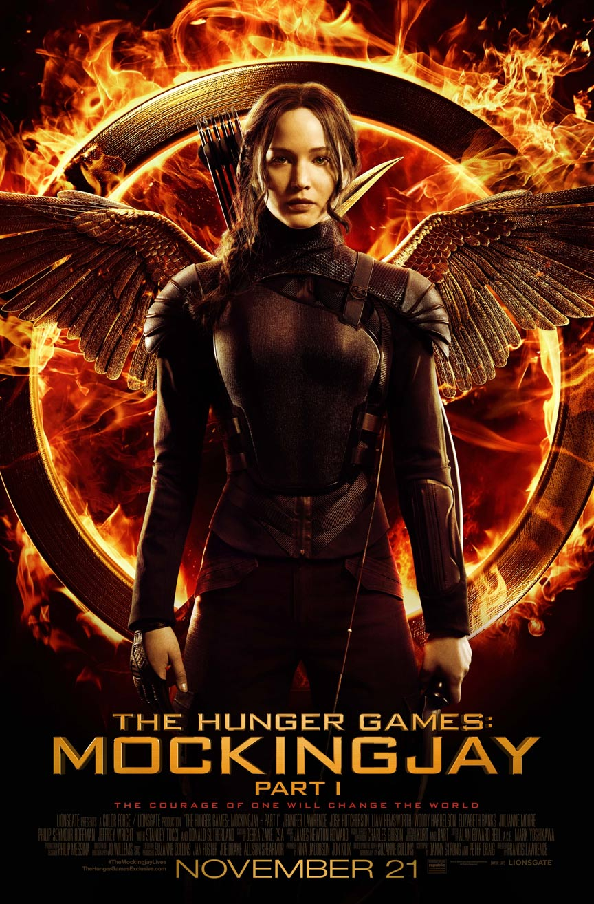 The Hunger Games: Mockingjay - Part 1 Poster #22