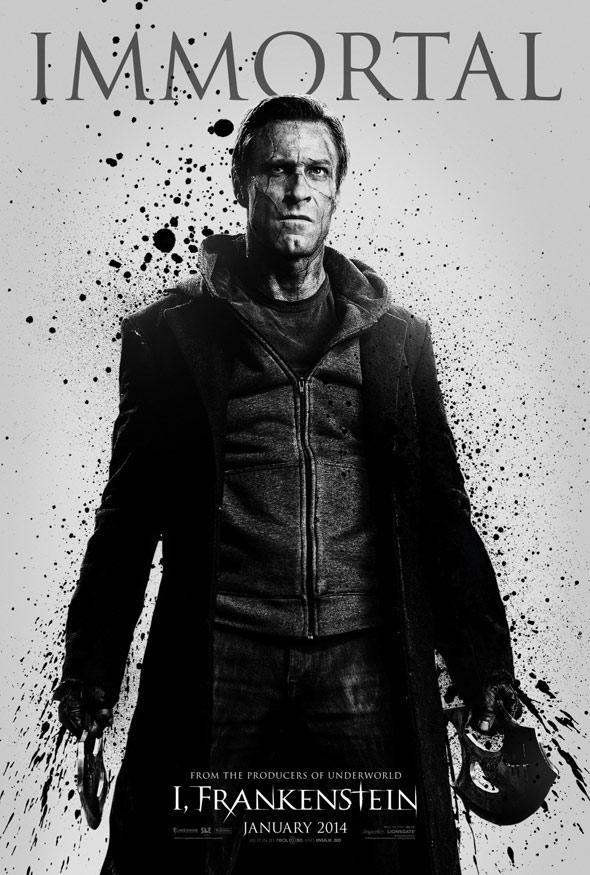 I, Frankenstein Poster #1