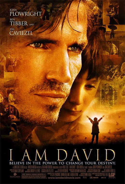 I Am David Poster #1