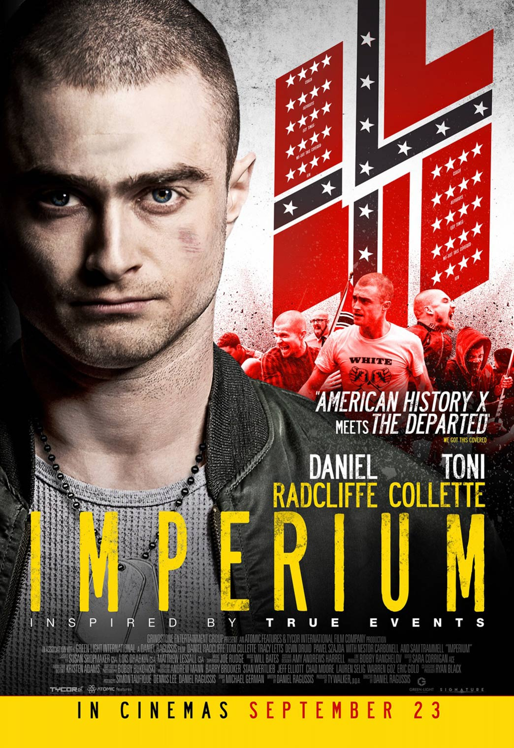 Imperium Poster #2