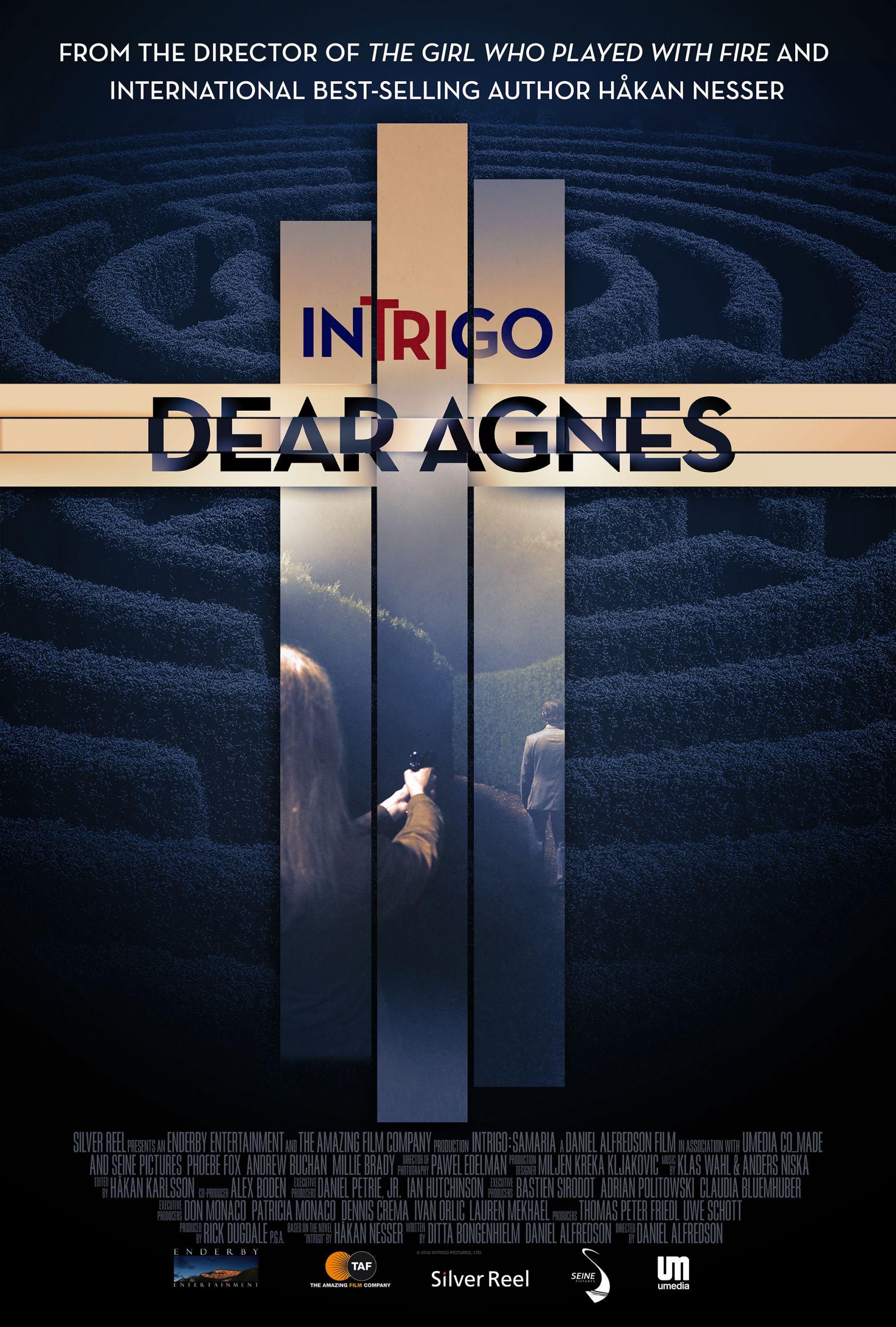 Intrigo: Dear Agnes Poster #1