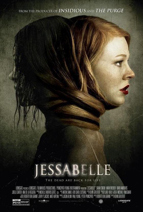 Jessabelle Poster #1