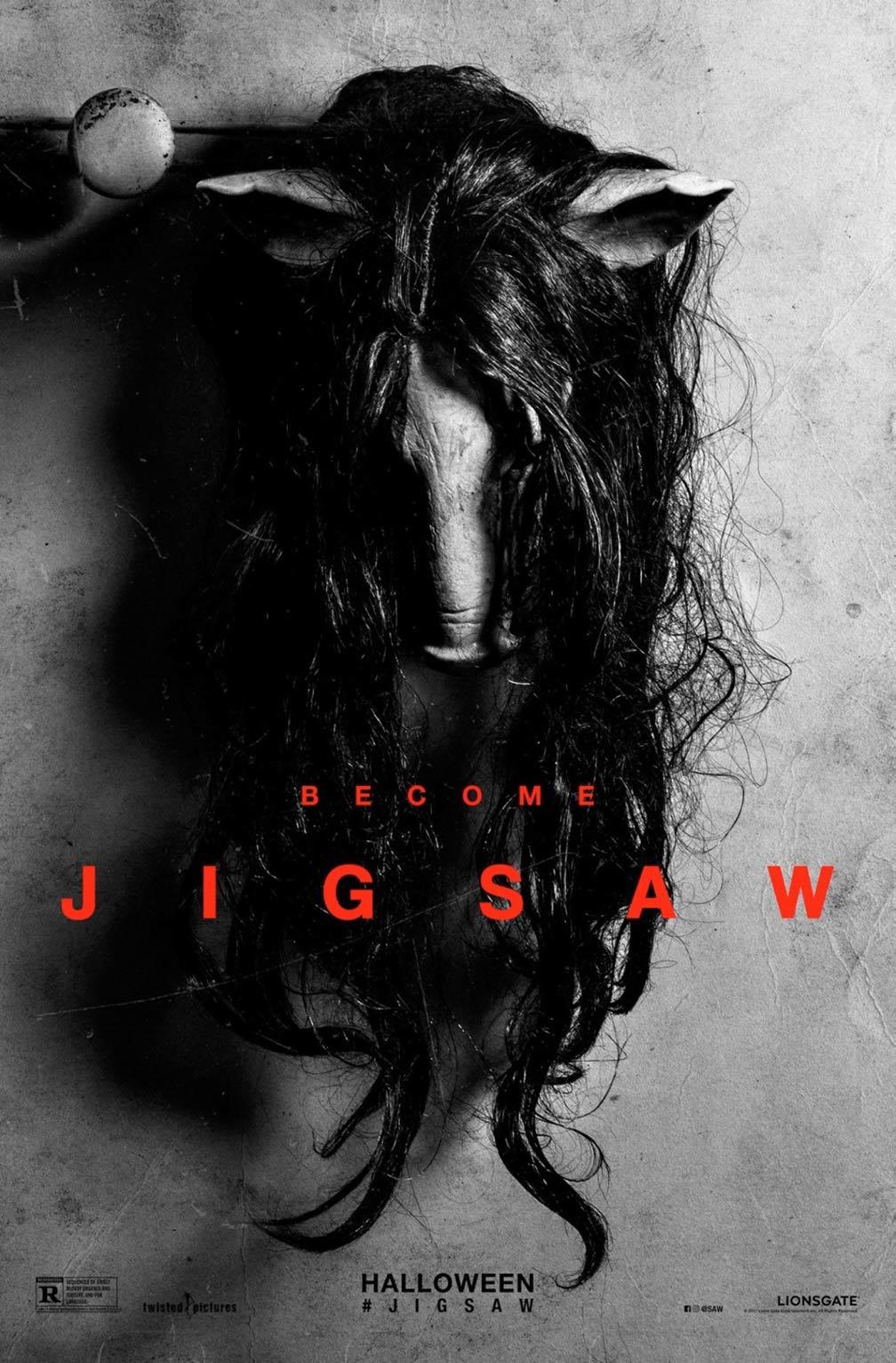 Jigsaw Poster #1