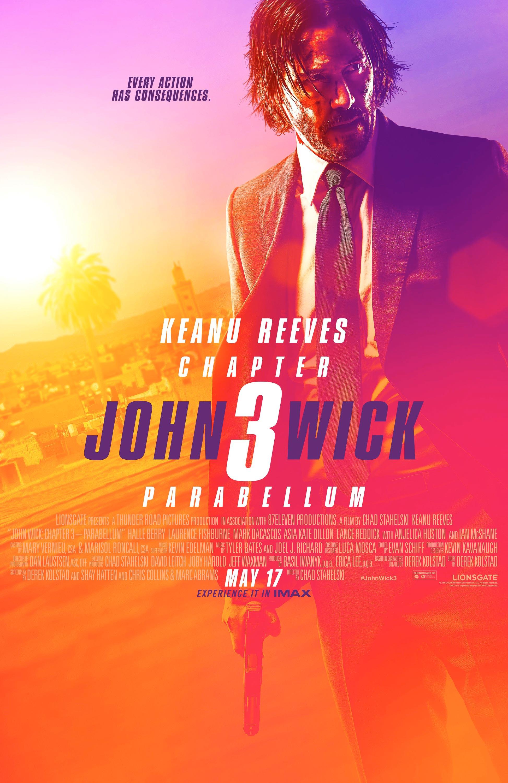 John Wick: Chapter 3 - Parabellum Poster #13
