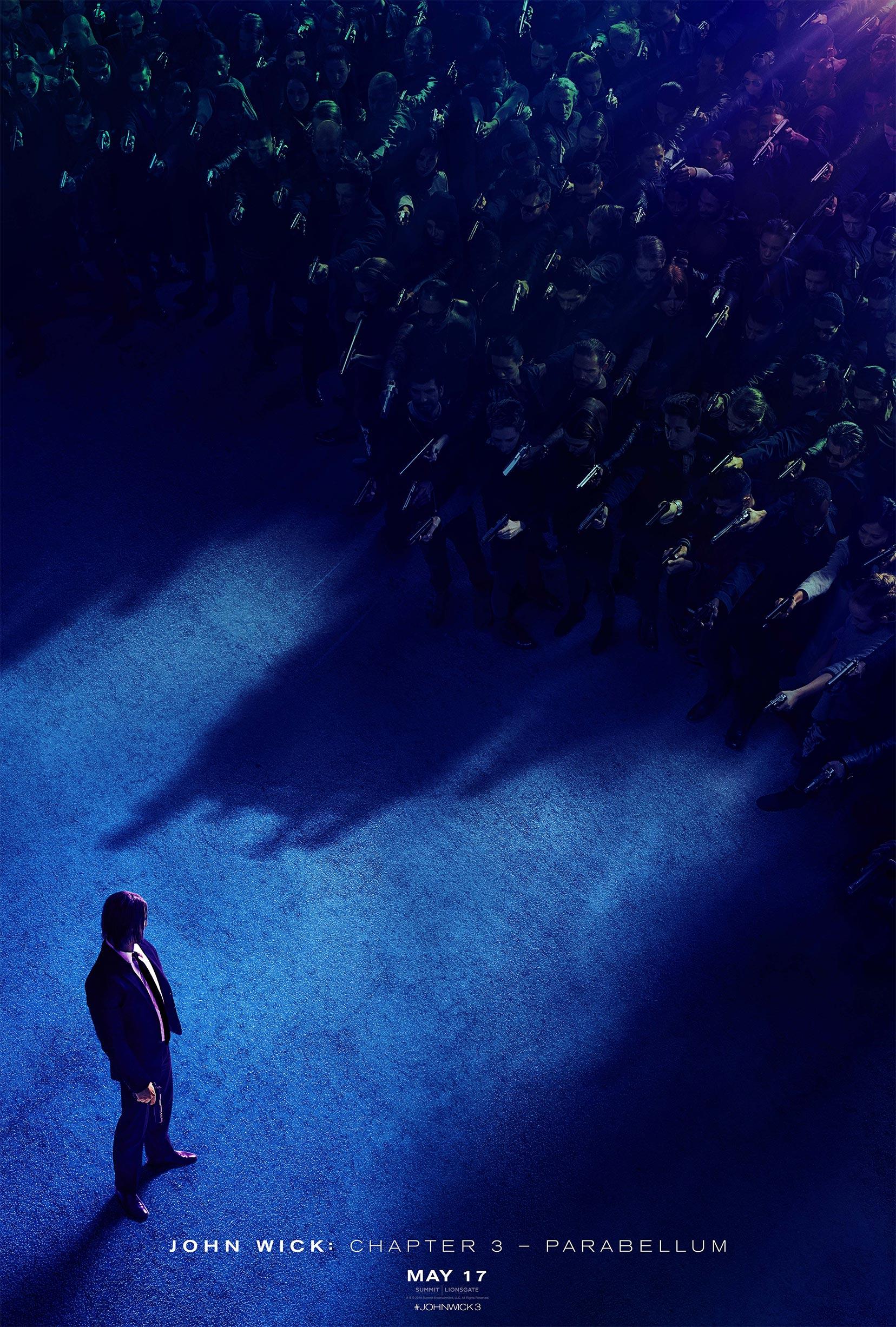 John Wick: Chapter 3 - Parabellum Poster #1