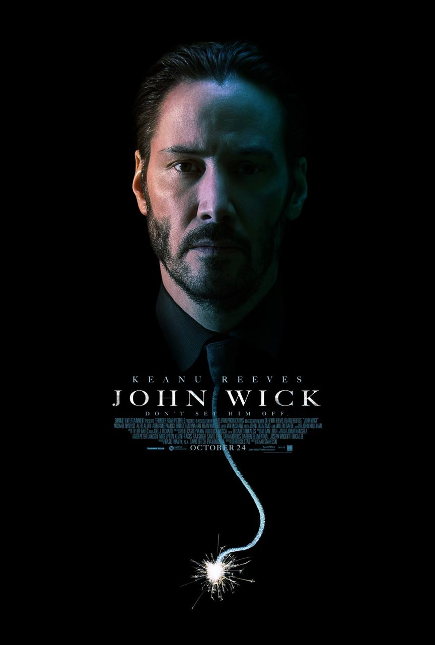 John Wick Poster #1