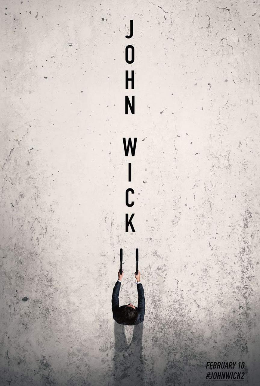 John Wick: Chapter 2 Poster #11