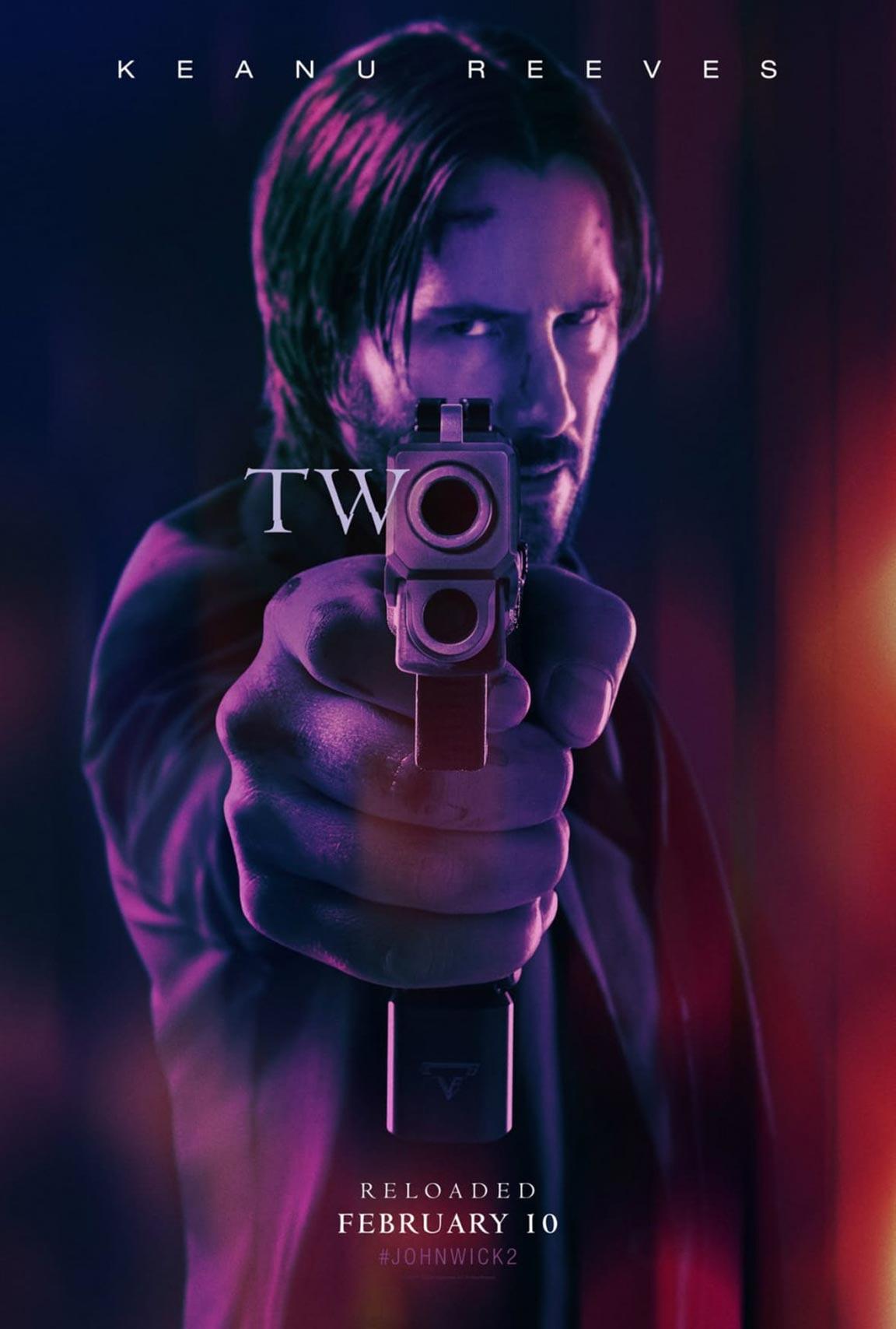 John Wick: Chapter 2 Poster #12
