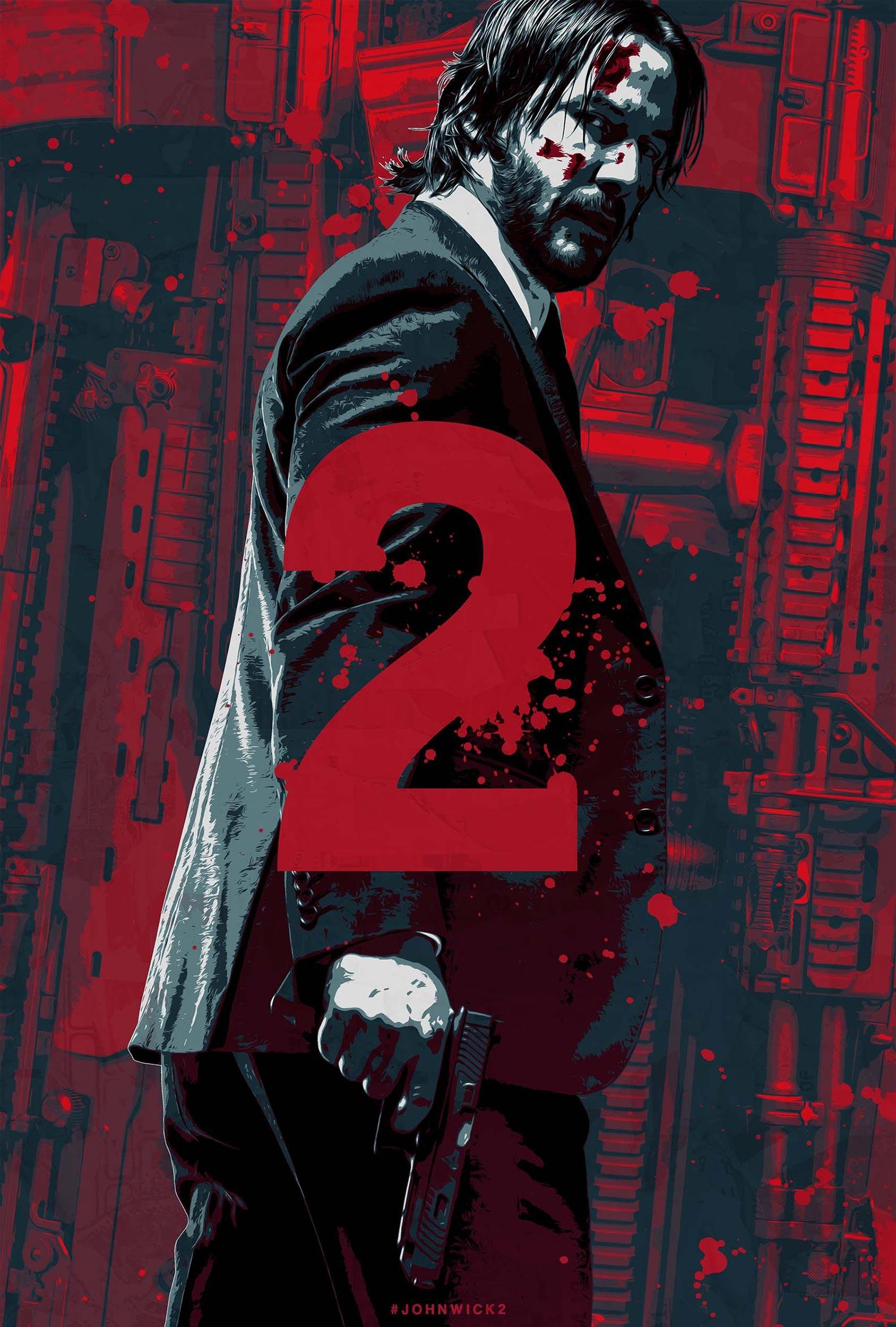 John Wick: Chapter 2 Poster #13
