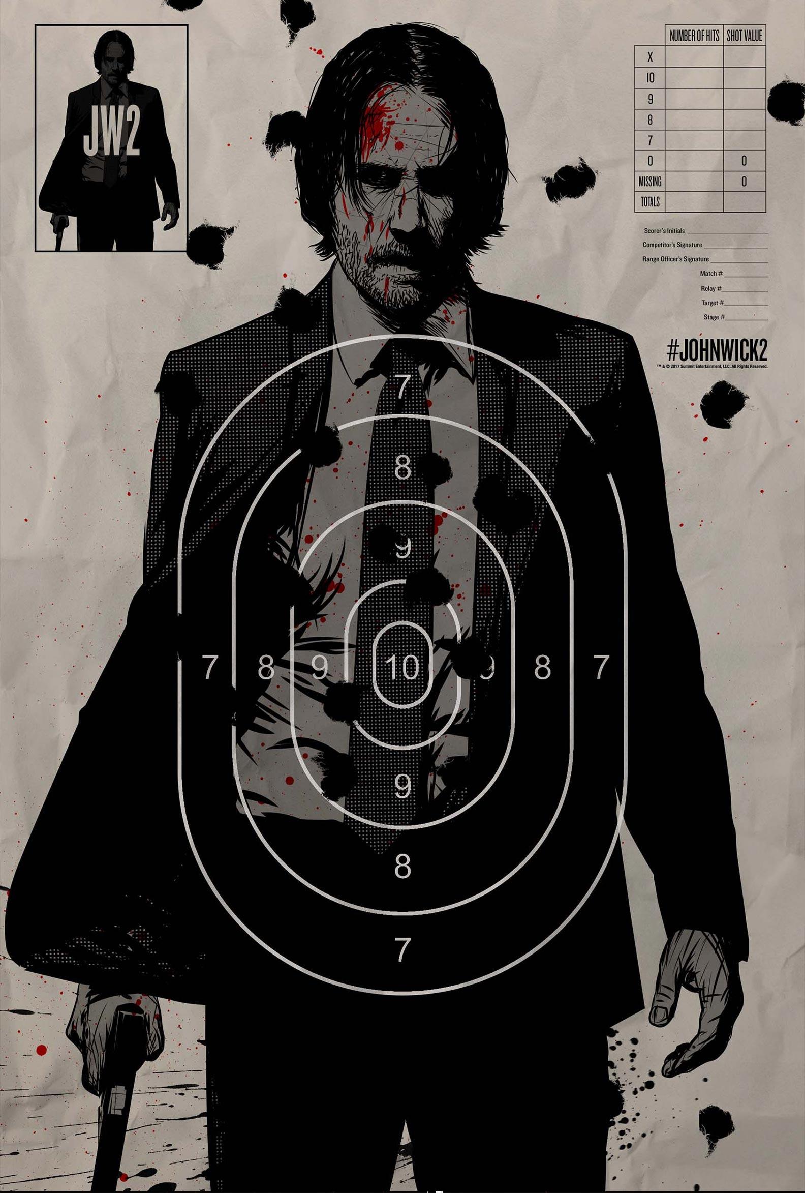 John Wick: Chapter 2 Poster #14