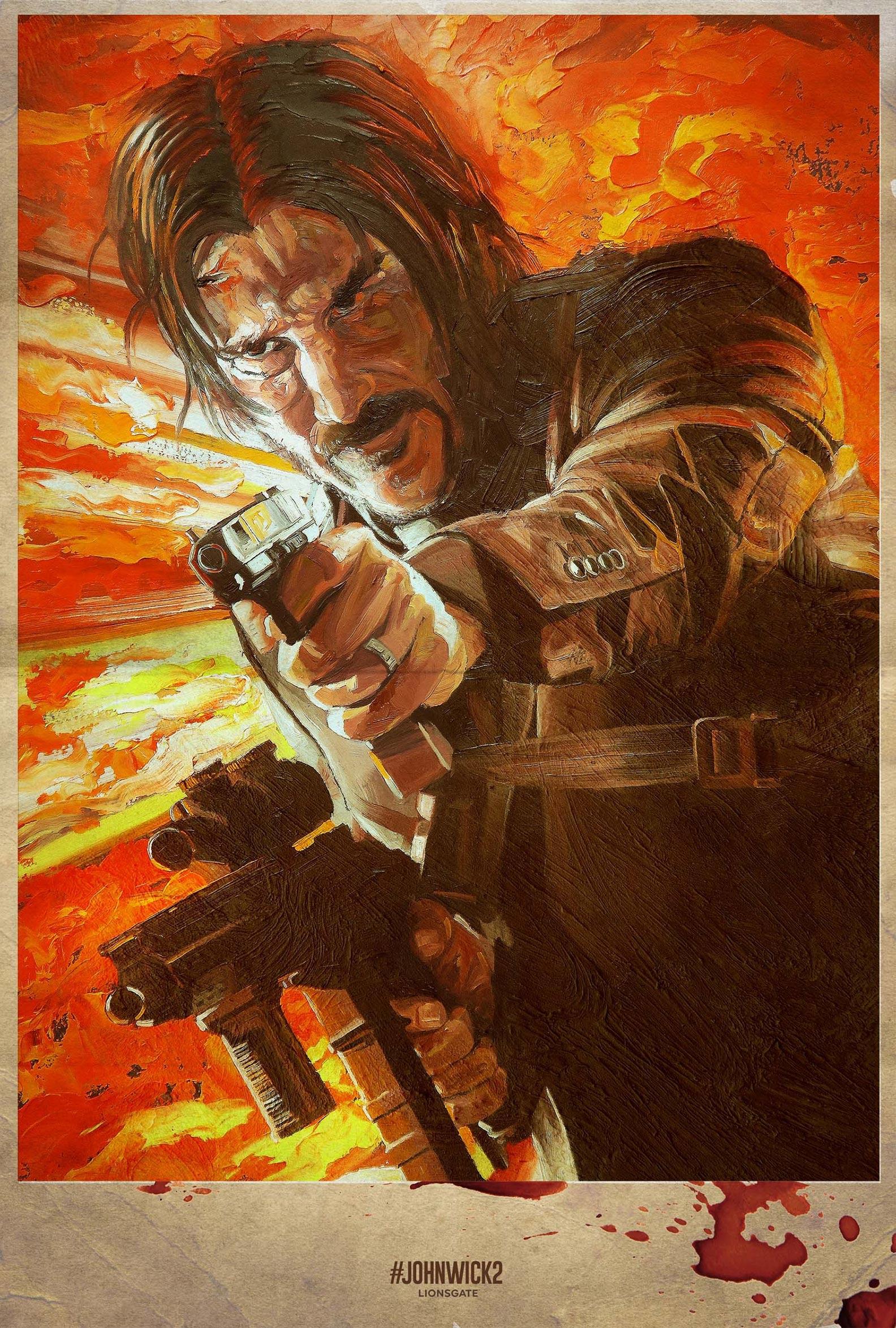 John Wick: Chapter 2 Poster #16