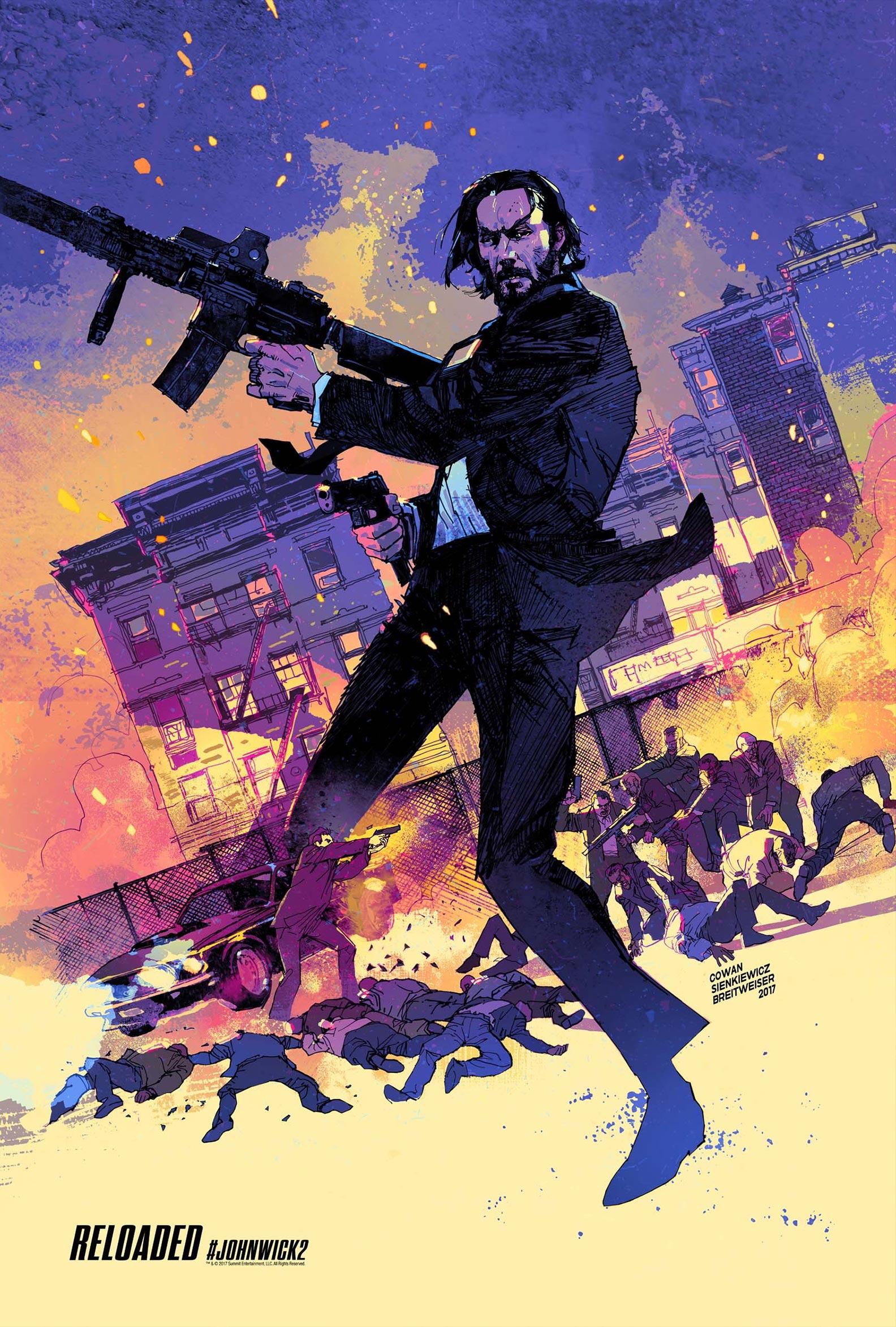 John Wick: Chapter 2 Poster #17