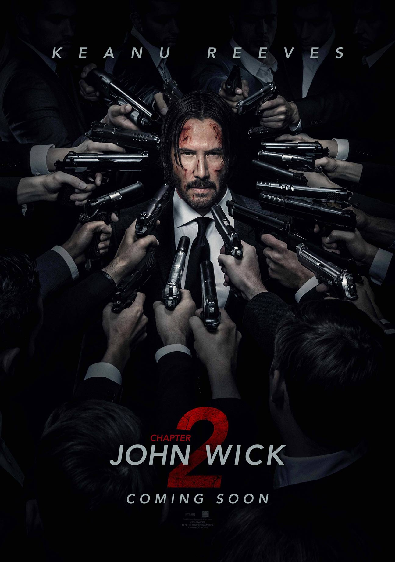 John Wick: Chapter 2 Poster #2