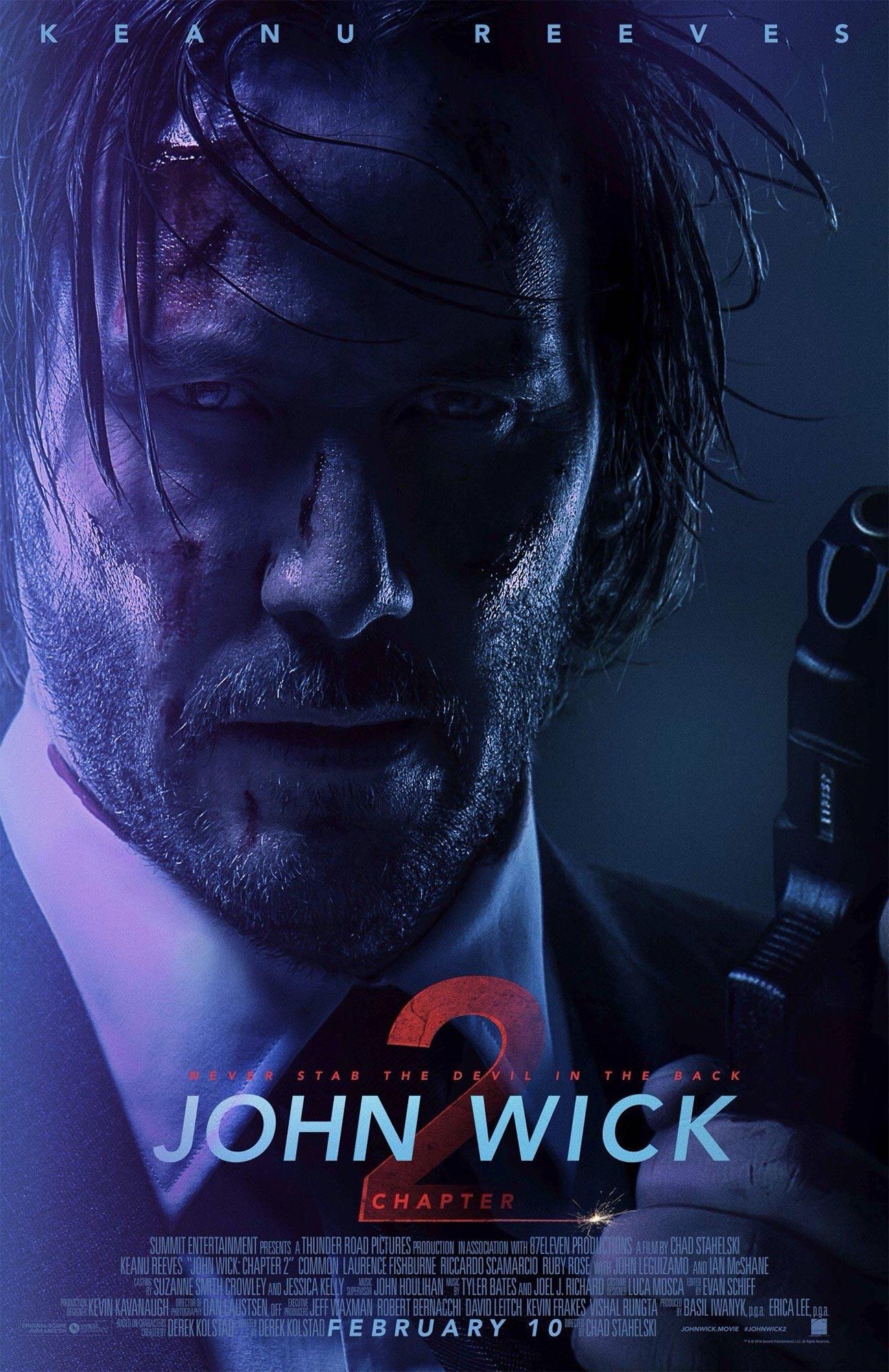 John Wick: Chapter 2 Poster #4