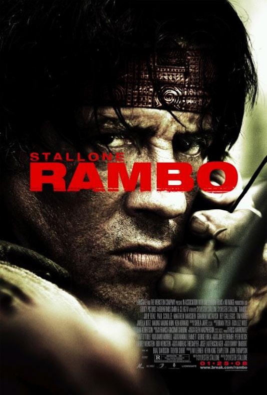 Rambo Poster #2