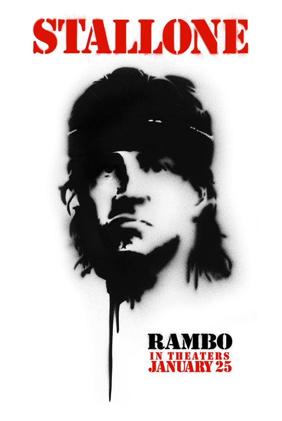 Rambo Poster #3
