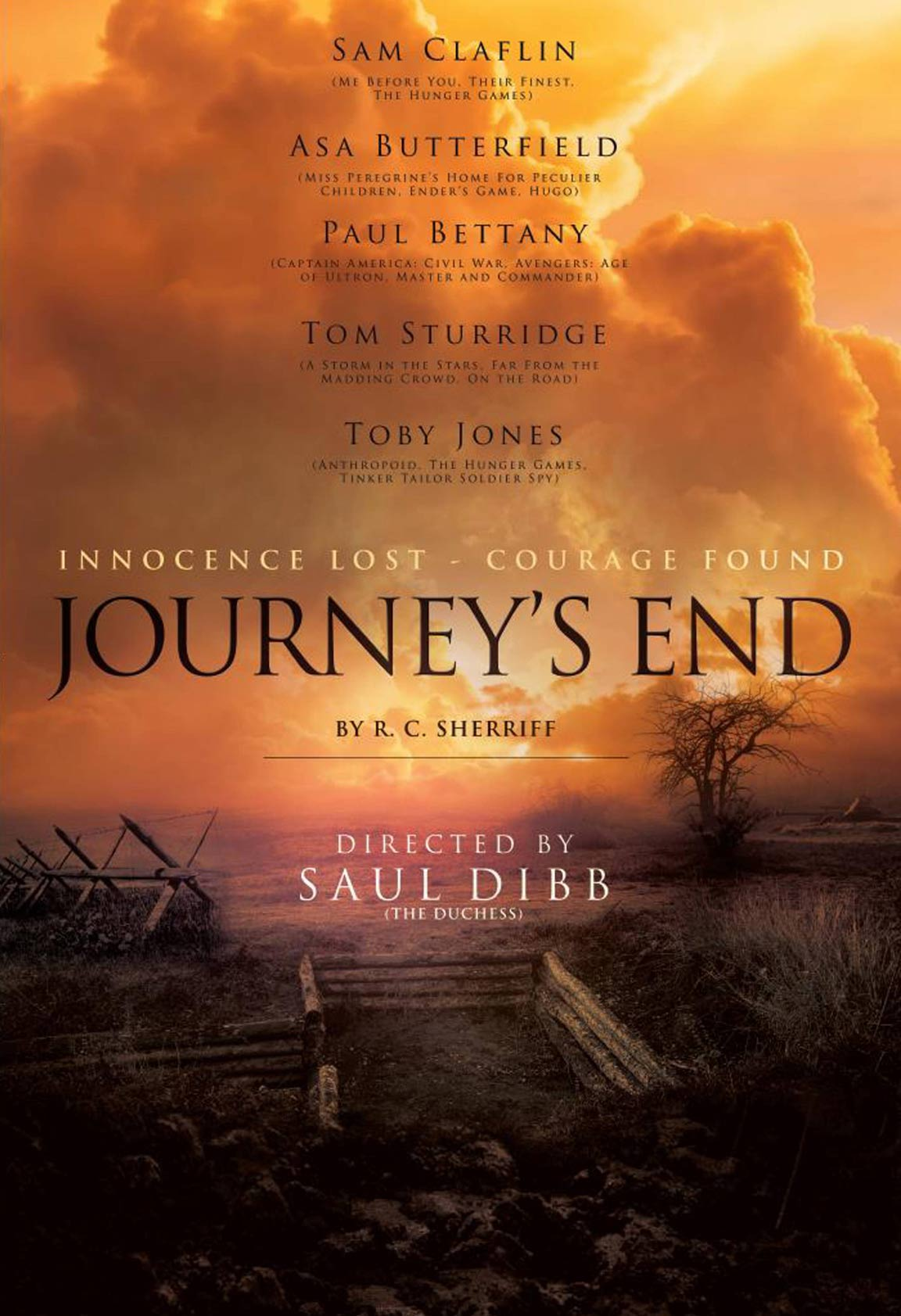 Journey's End Poster #1