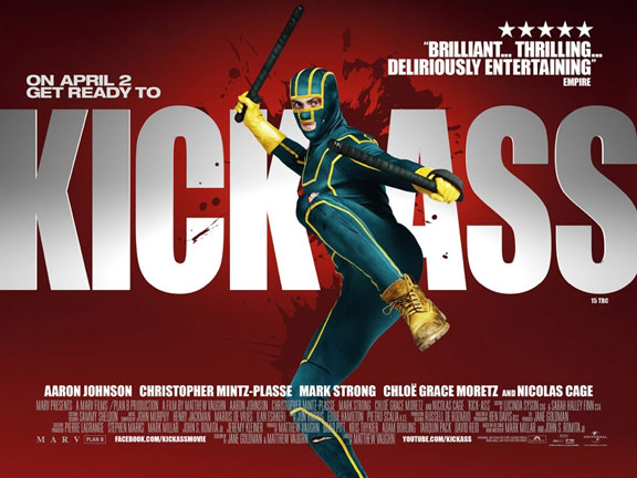 Kick-Ass Poster #11