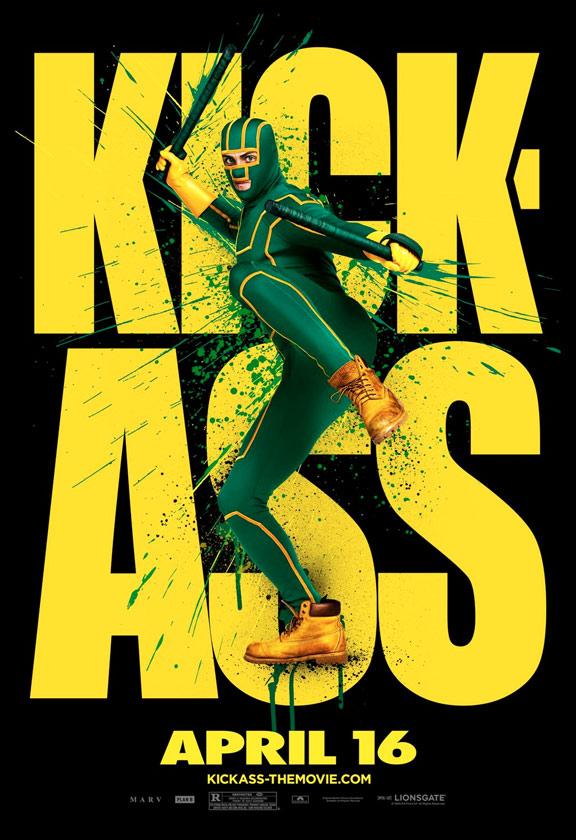 Kick-Ass Poster #22