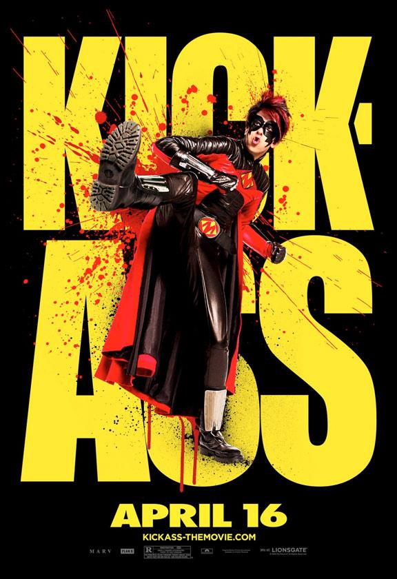 Kick-Ass Poster #23