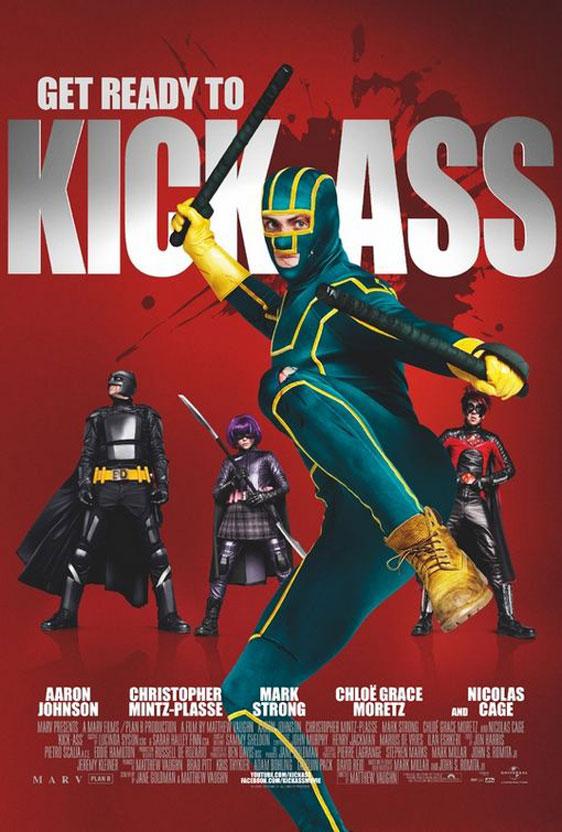 Kick-Ass Poster #28