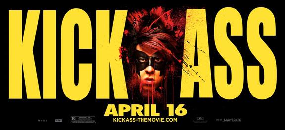 Kick-Ass Poster #33
