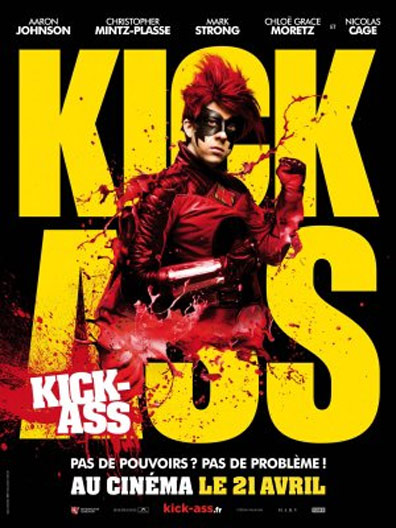 Kick-Ass Poster #36