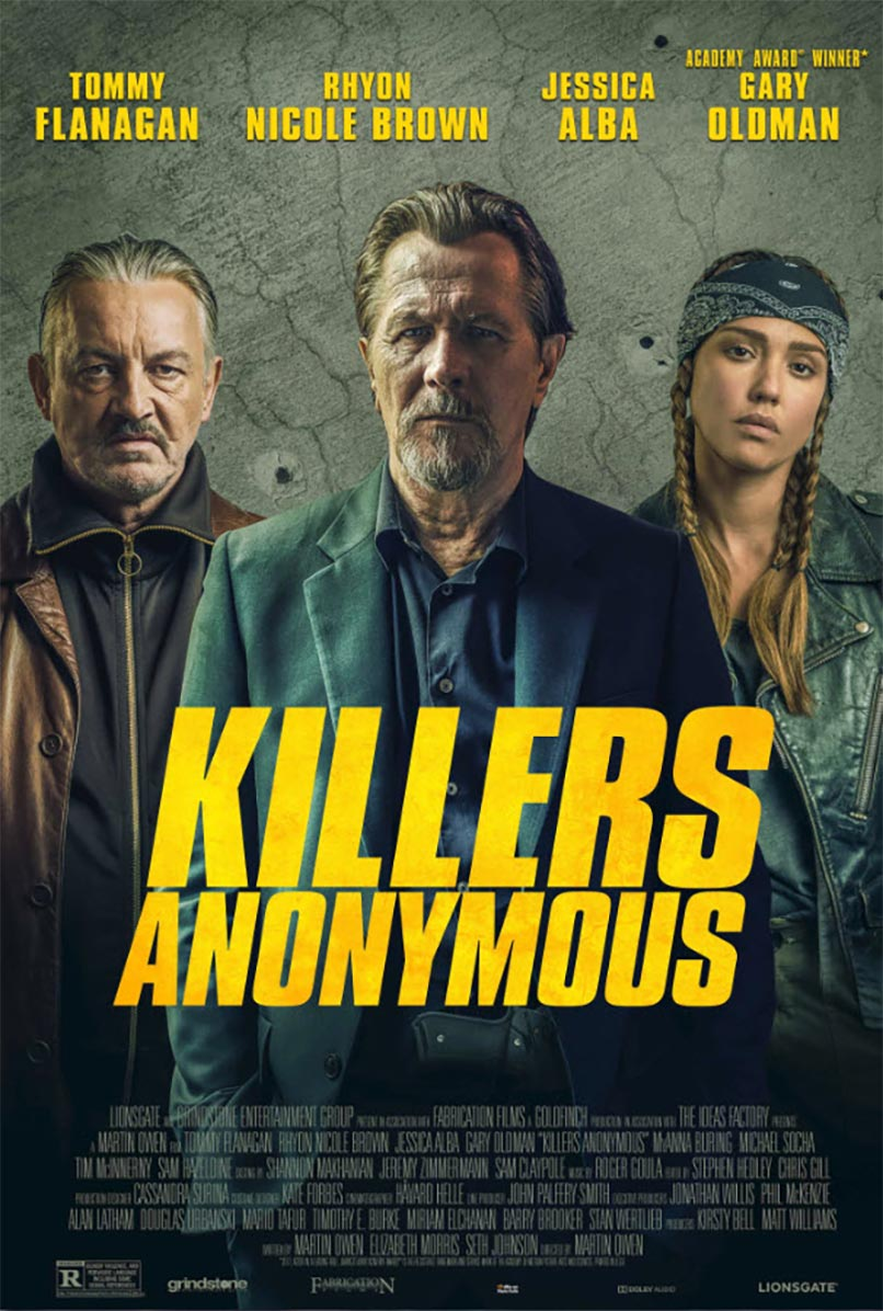 Killers Anonymous Poster #1