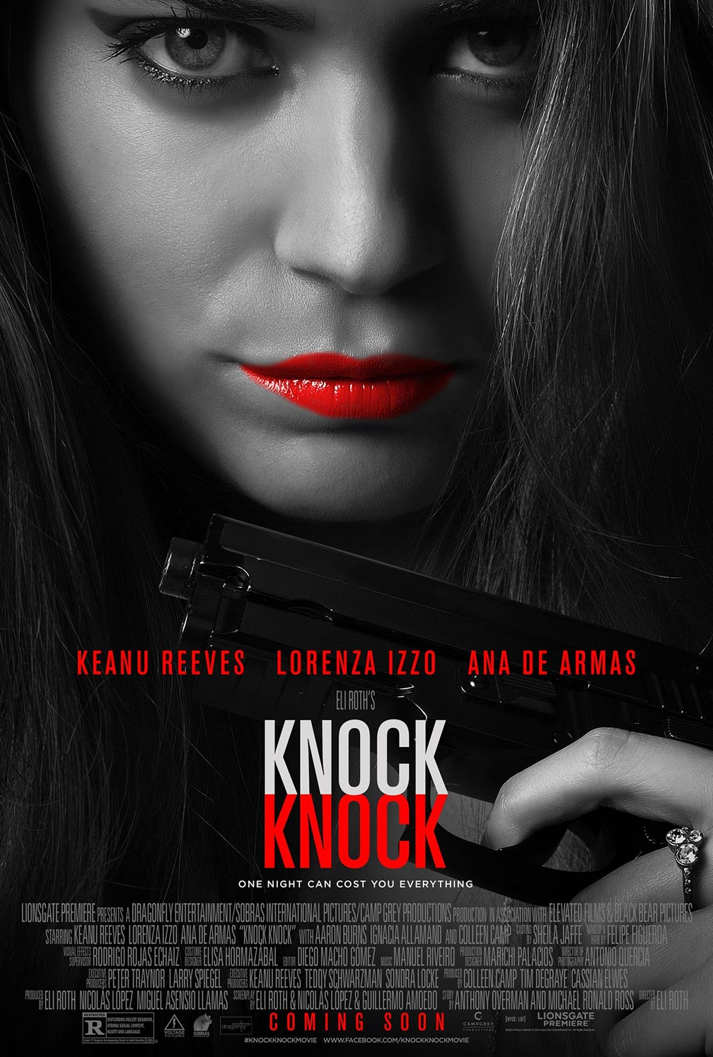 Knock Knock Poster #2