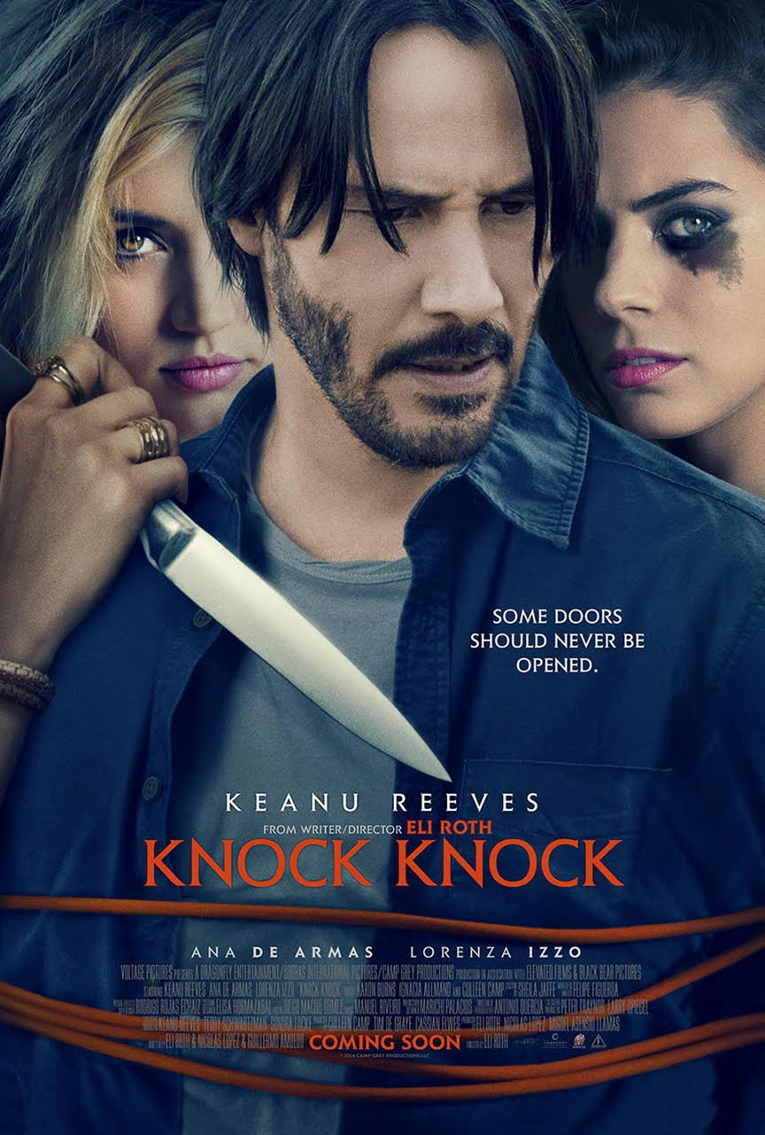 Knock Knock Poster #3