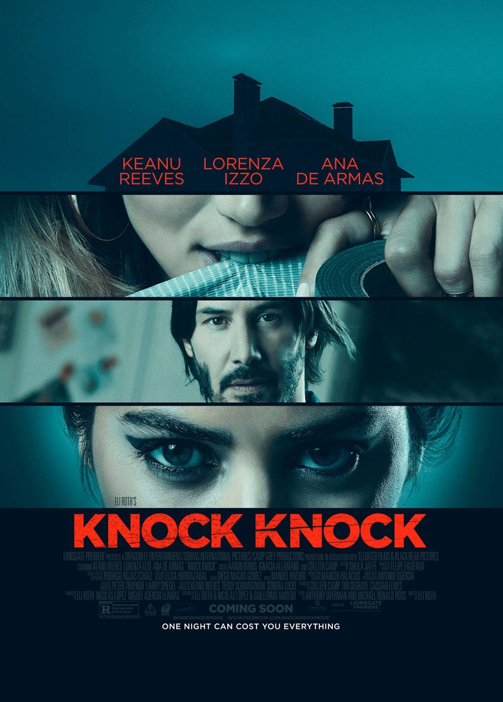 Knock Knock Poster #4