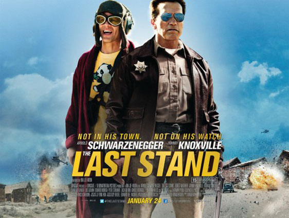 The Last Stand Poster #5