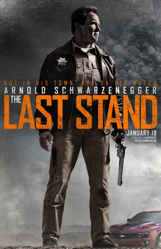 The Last Stand Poster #1