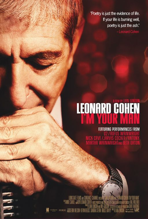 Leonard Cohen: I'm Your Man Poster #1