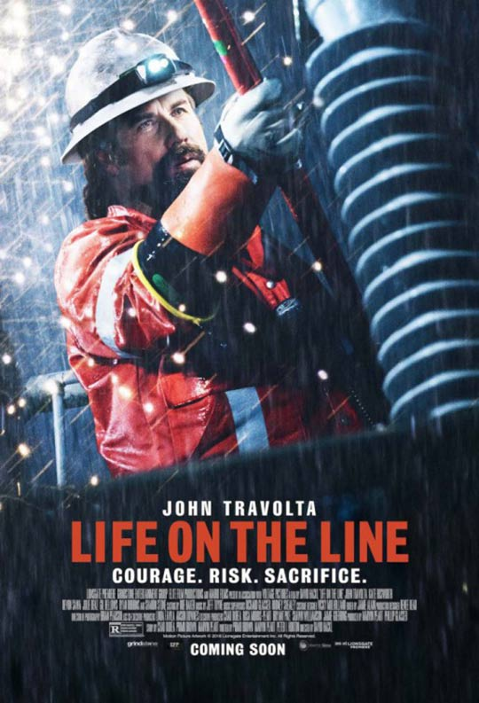Life on the Line Poster #2