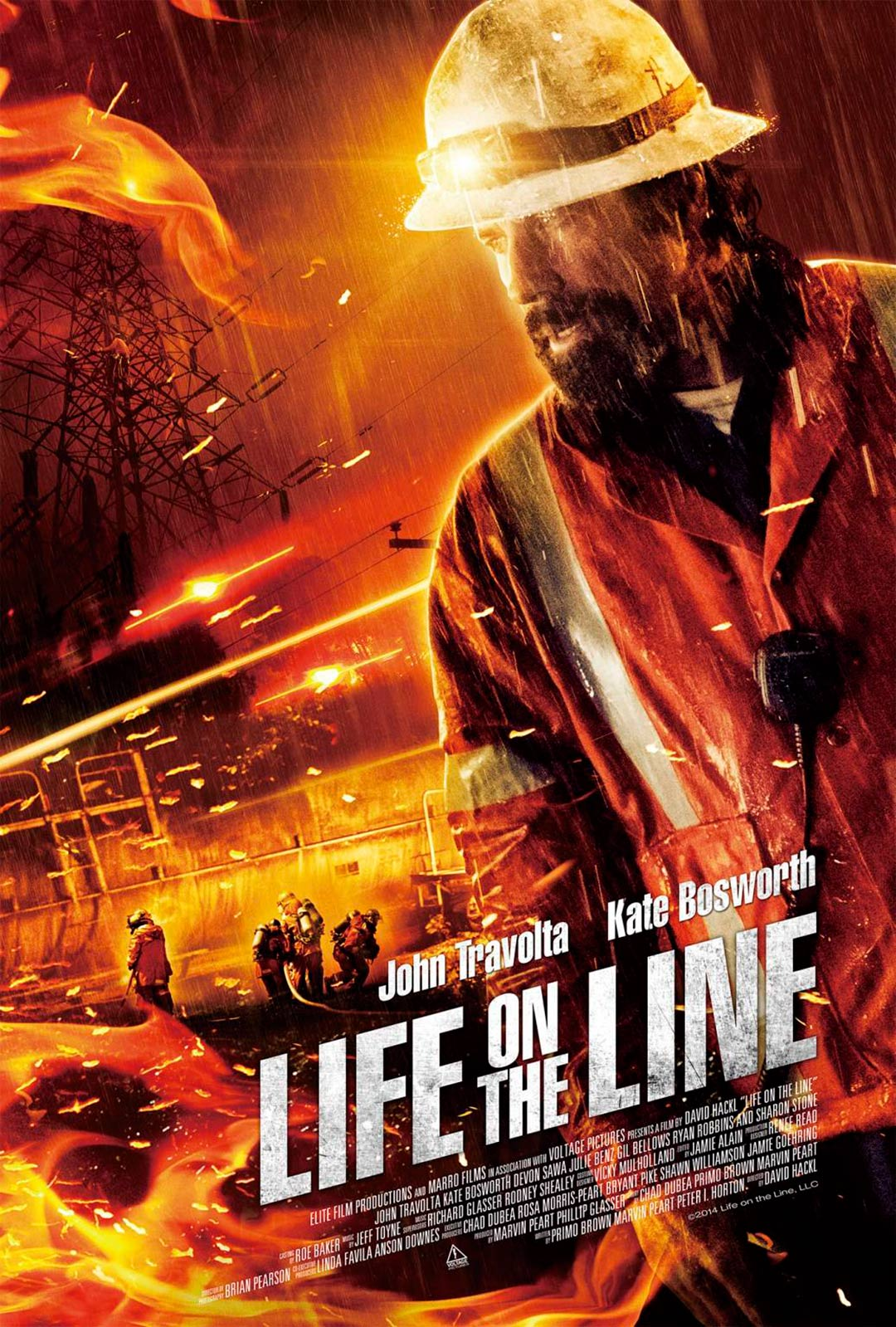 Life on the Line Poster #1