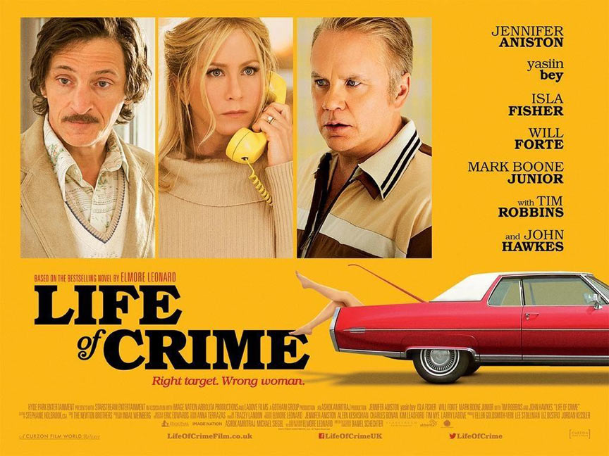 Life of Crime Poster #2
