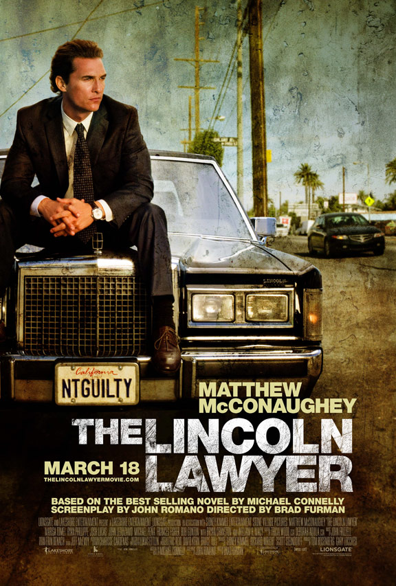 The Lincoln Lawyer Poster #1