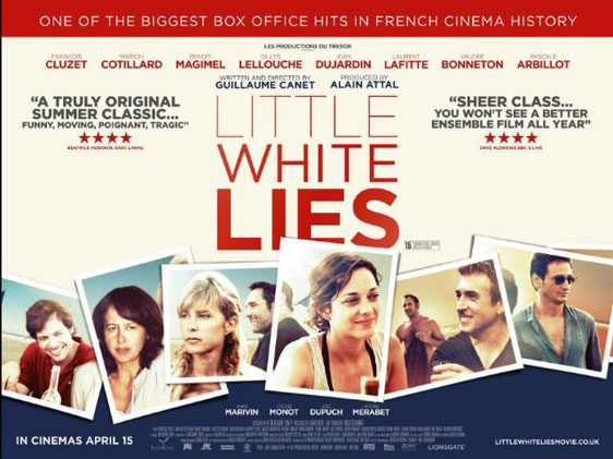 Little White Lies Poster #1