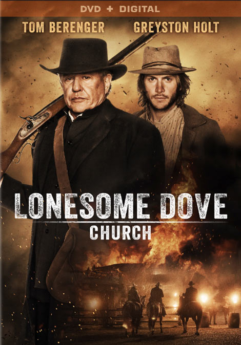 Lonesome Dove Church Poster #1