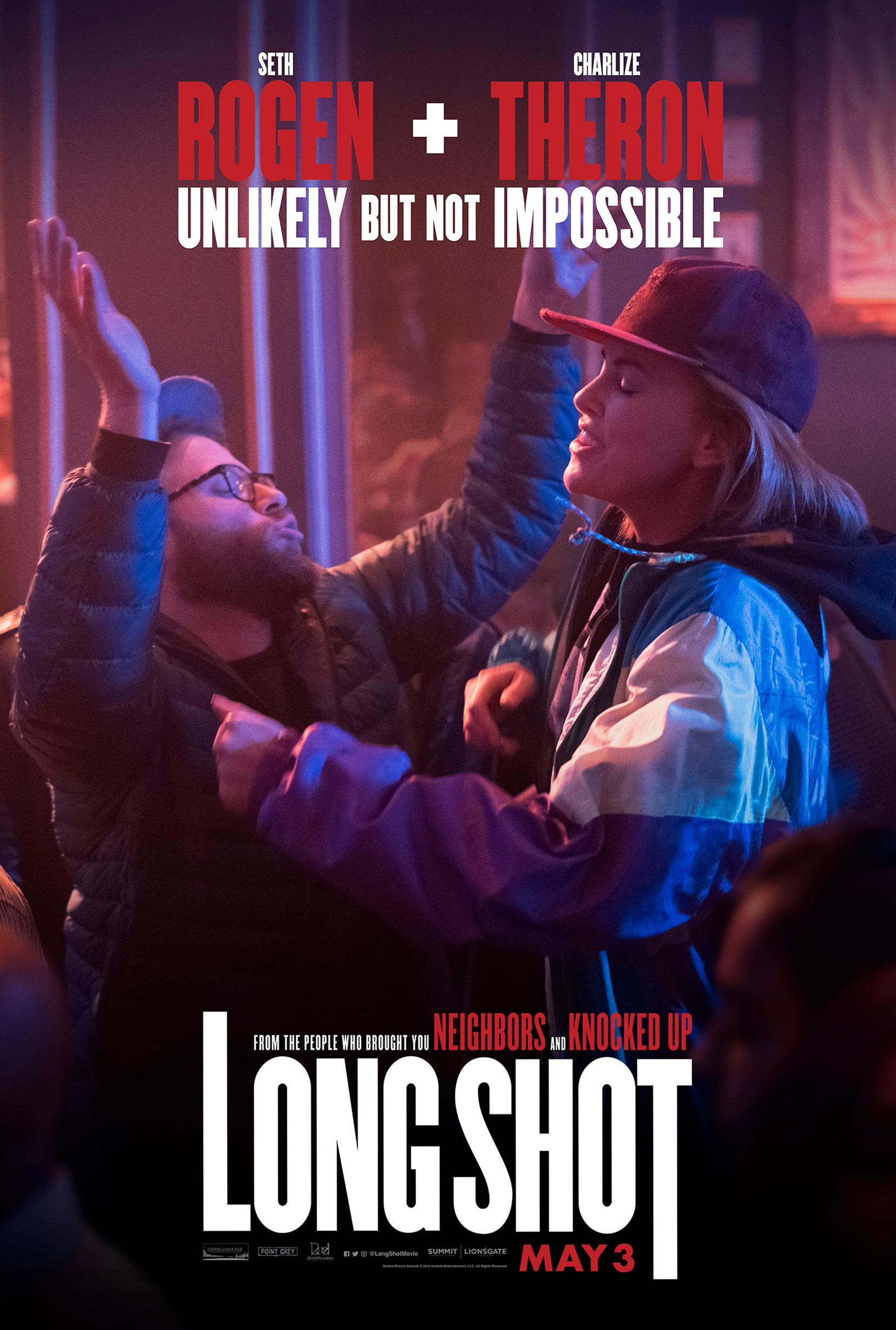 Long Shot Poster #2