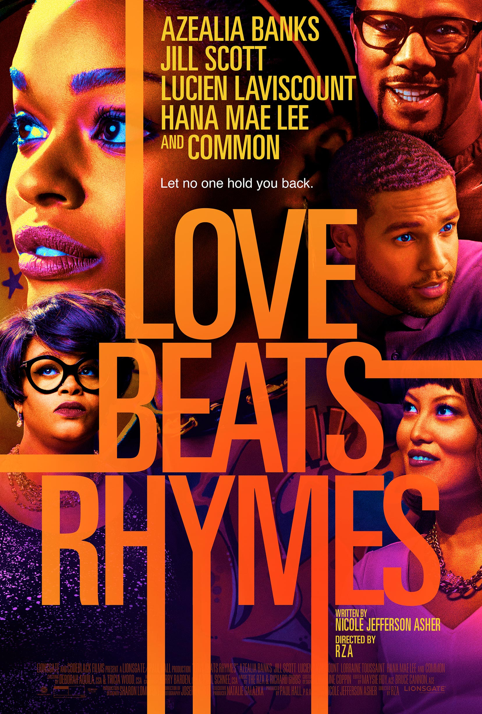 Love Beats Rhymes Poster #1