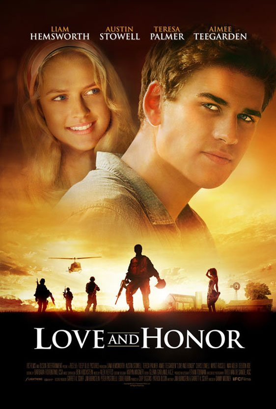Love and Honor Poster #1