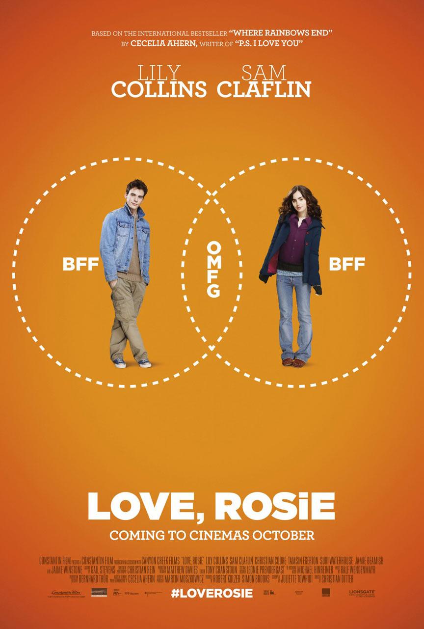 Love, Rosie Poster #3