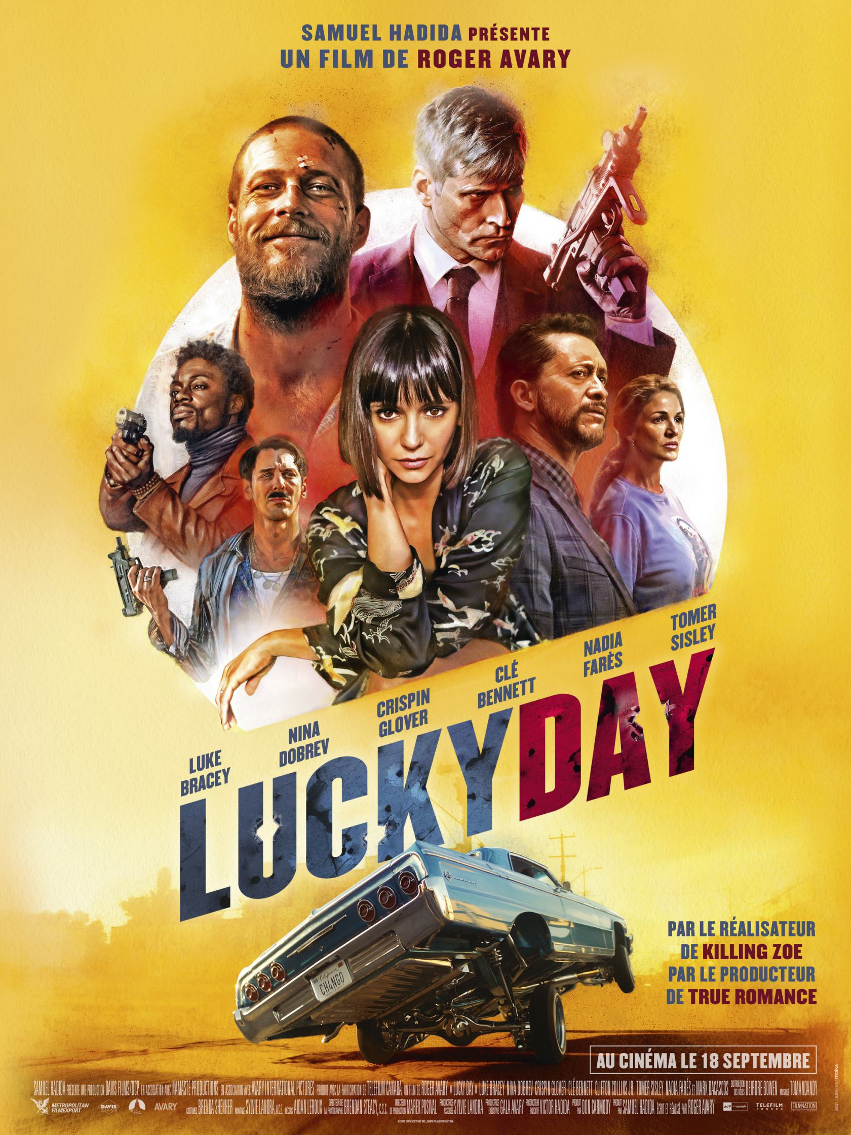 Lucky Day Poster #1