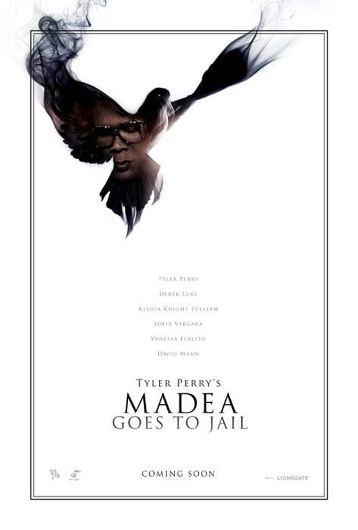 Tyler Perry's Madea Goes to Jail Poster #1
