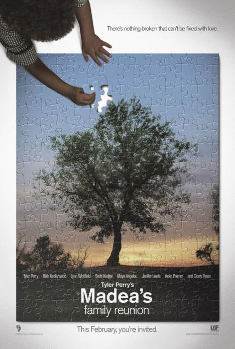 Madea's Family Reunion Poster #1