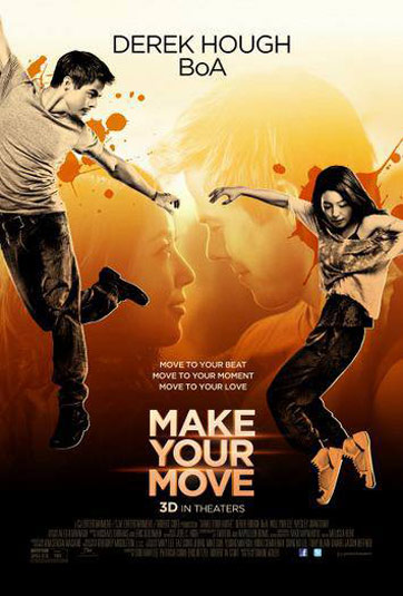 Make Your Move Poster #1