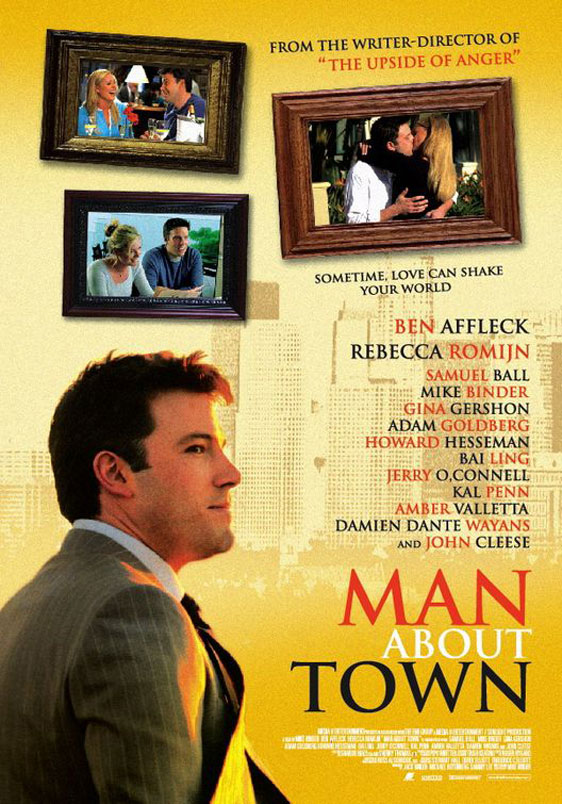 Man About Town Poster #3